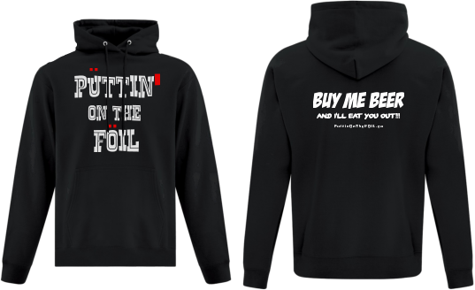 hoodie with buy me a beer